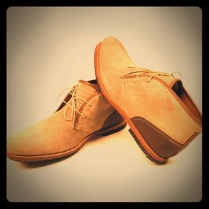 Timberland Suede Chukka Boots
